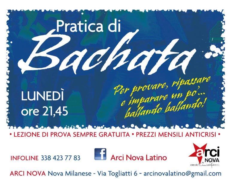 Bachata pratica 2014