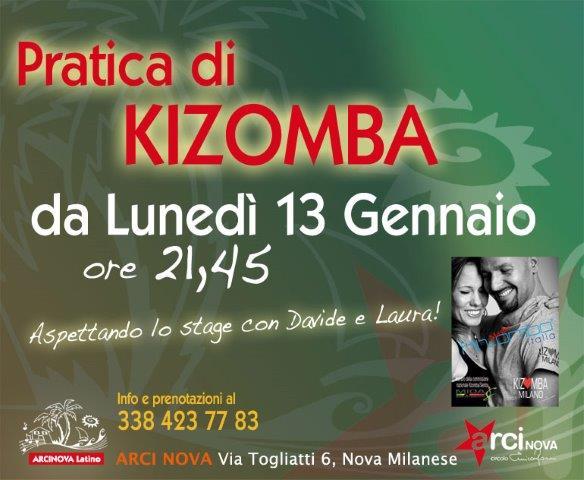 Kizomba pratica 2014 Mini