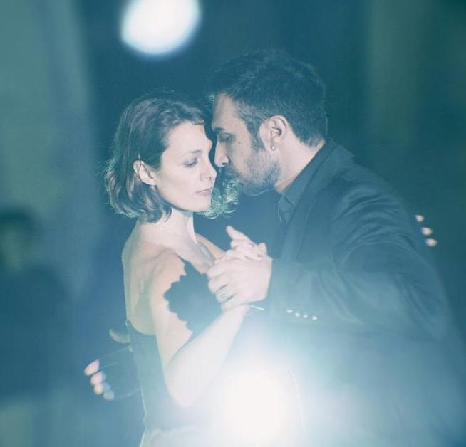 Tango Daniela w luca