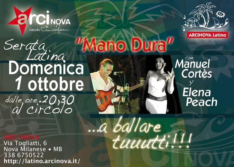 serata latina-mano dura 01-10-17-sm